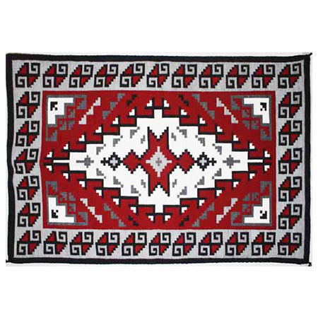 Picture for category Ganado Red Style Navajo Rugs