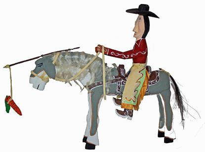 Navajo Folkart by Delbert Buck